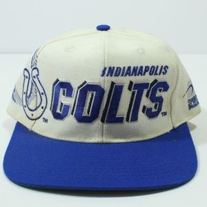 Other - Sport Specialties SnapBack Hat Indianapolis Colts